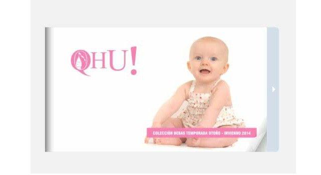 Qhu Ropa para bebés