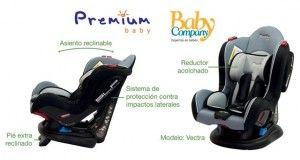 Butaca Premium Baby