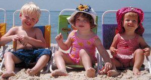 enfermedades verano niños